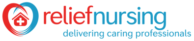 Relief Nursing Agency Logo